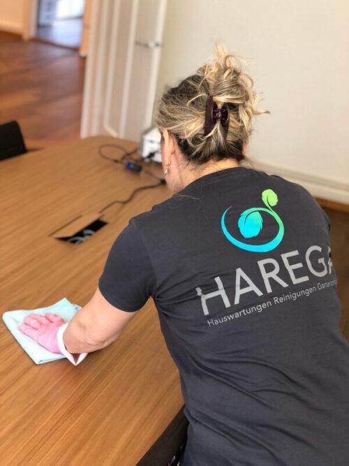 HAREGA Reinigungsfirma Aargau